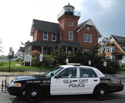 Sea Girt Light House