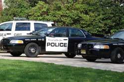 Sea Girt Police Cars