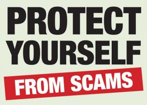 Protect Yourself From Potential Scams!